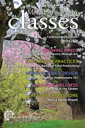 Morris Arboretum of the University of Pennsylvania | Classes