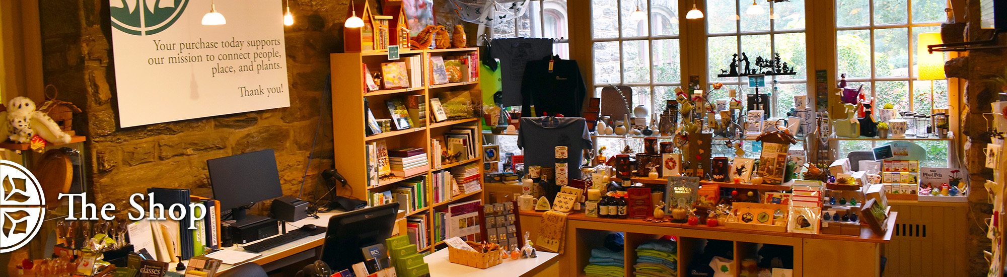 The Shop at Morris Arboretum