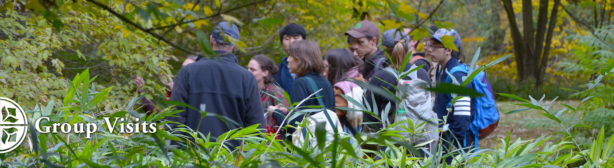Group Visits to Morris Arboretum