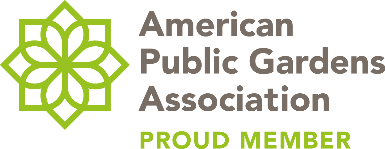 Logo for American Public Gardens Association