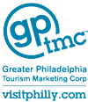 Logo for Greater Philadelphia Tourism Marketing Corporation