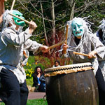 Thumbail Image - Cherry Blossom Festival - Japanese Taiko Drummers